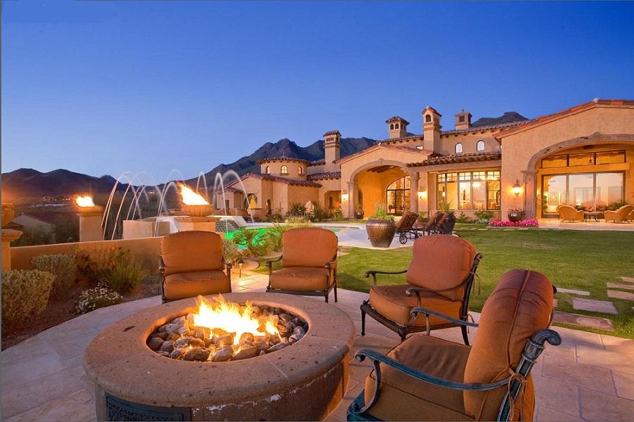iklo outdoor fireplace 6