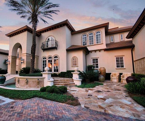 New home builders houston tx custom luxury for Modern home builders houston