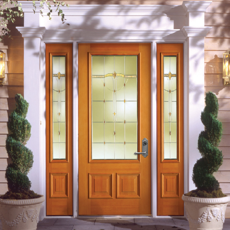interior and exterior door styles and materials modern