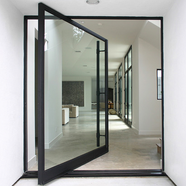 iklo side pivot door 1