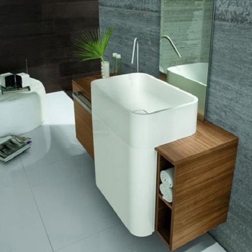 Iklo Bathroom custom sink 2