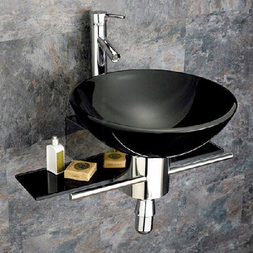 Iklo Bathroom vessel sink