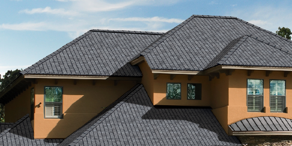Roof Style Iklo Homes In Houston Roof Options Flat