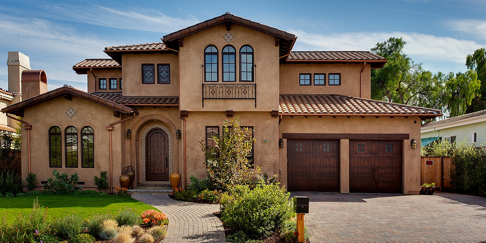 new homes styles design. iklo tuscan 4 Home Styles for Custom Homes in Texas  Style of New with