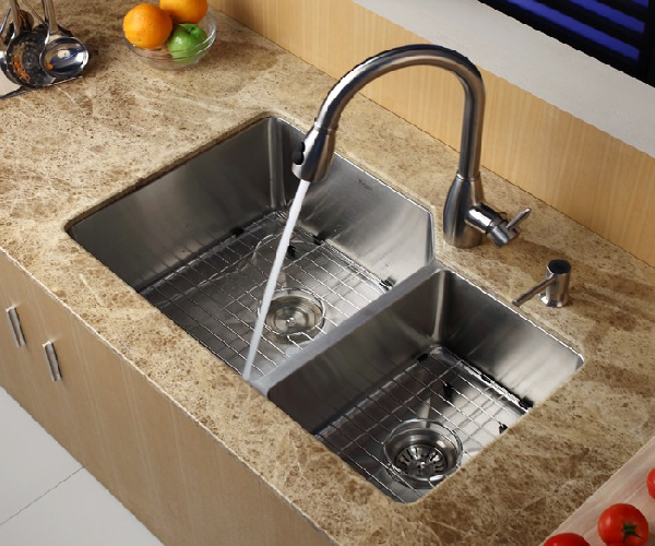 Exceptional Iklo Undermount Sink