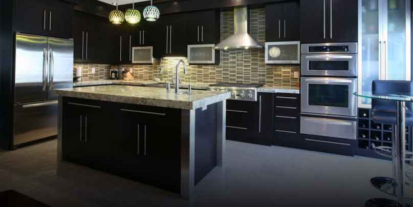 Custom Home Kitchen Designs