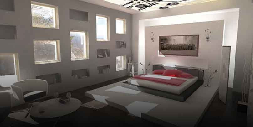 Customized Bedroom for a New Home