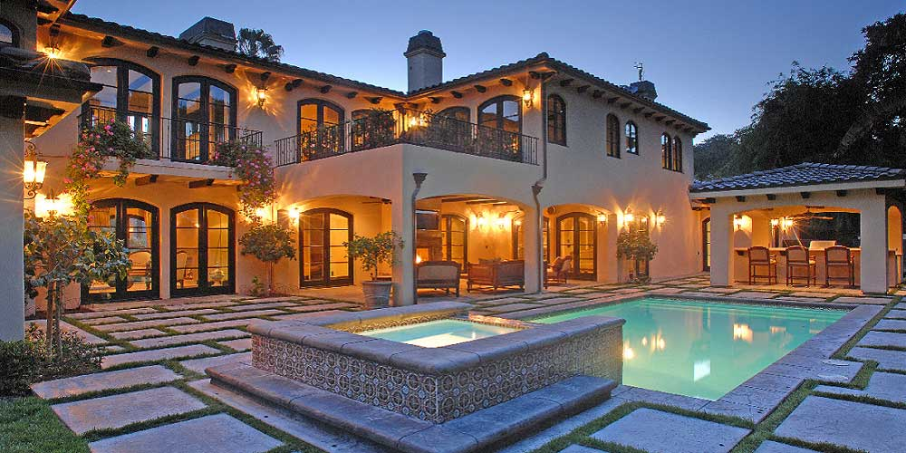 luxury affordable texas homes spanish
