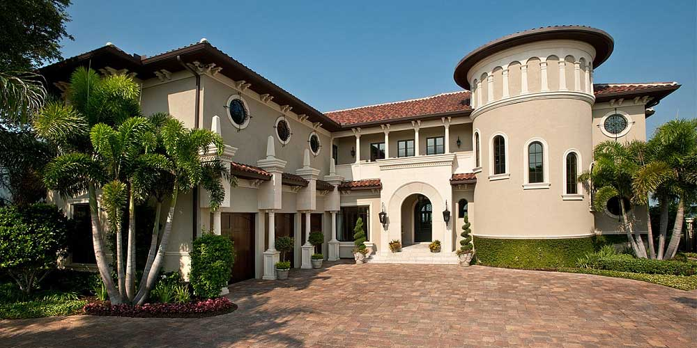 Mediterranean custom home builders houston iklo homes Mediterranean style homes houston