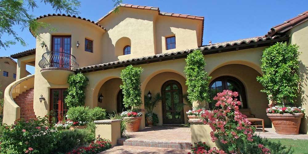 tuscan custom home buildrers texas