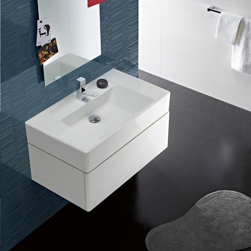 Iklo Bathroom Wall Mounted Sink